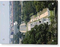 Arlington National Cemetery - View From Arlington House - 12125 Acrylic Print