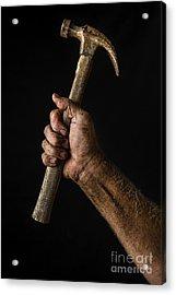 Arm And Hammer Acrylic Print