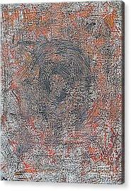 Armageddon 8 Acrylic Print by Richard W Linford