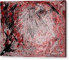 Armageddon Five Acrylic Print by Richard W Linford