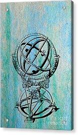 Armilla Acrylic Print by R Kyllo