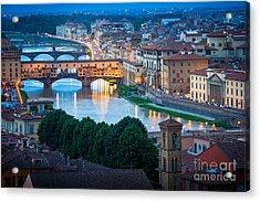 Arno Acrylic Print