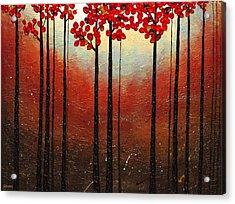Aroma Do Campo Acrylic Print