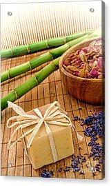 Aromatherapy Soap Bar Acrylic Print