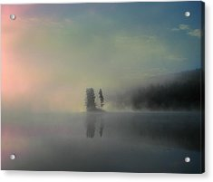 Arrival Of Dawn Acrylic Print by Shirley Sirois