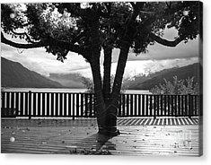 Arrow Lake Acrylic Print