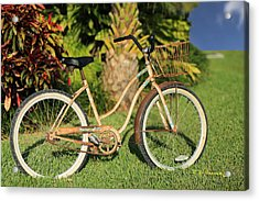 Art Bike Acrylic Print