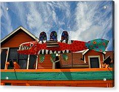Art Gallery Suttons Bay Mi Acrylic Print