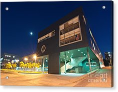 Art School - Visual And Performing Arts High School In Downtown Los Angeles Acrylic Print