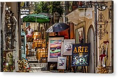 Arte For Sale Gozo Acrylic Print