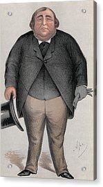 Arthur Orton (1834-1898) Acrylic Print by Granger