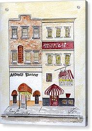 Arthur's Tavern - Greenwich Village Acrylic Print