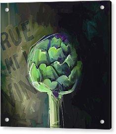 Artichoke #3 Acrylic Print