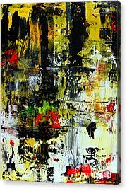 Artifact 26 Acrylic Print by Charlie Spear