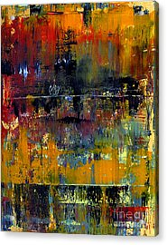 Artifact 27 Acrylic Print by Charlie Spear