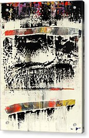 Artifact 28 Acrylic Print by Charlie Spear
