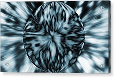 Artificial Intelligence Acrylic Print by Dan Sproul