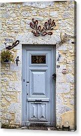 Artistic Door Acrylic Print