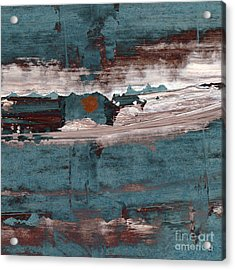 artotem I Acrylic Print by Paul Davenport