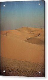As Change Comes Acrylic Print by Laurie Search