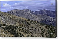 As Far As The Eye Can See Acrylic Print by Tom Wilbert