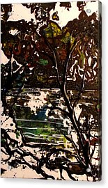 Asain Tree Acrylic Print