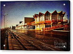 Asbury In The Morning Acrylic Print