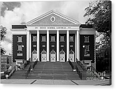 Asbury University Hughes Memorial Auditorium Acrylic Print by University Icons