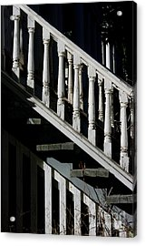 Ascending Into Another Time Acrylic Print