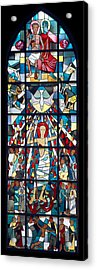 Ascension Acrylic Print by Marc Huebner