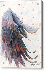 Ascension Acrylic Print by Tahirih Goffic