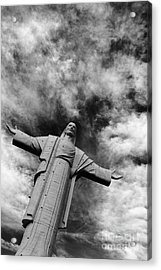 Ascent To Heaven Acrylic Print by James Brunker