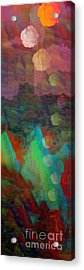 Ascention To Royalty Acrylic Print by Deborah Montana