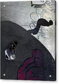 Ashbridges Bay Skate Park Acrylic Print