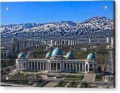 Ashgabat Acrylic Print