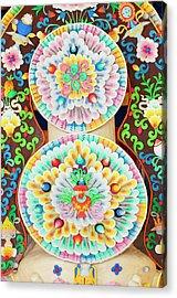 Asia, Bhutan, Bumthang Acrylic Print