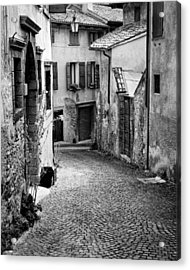 Asolo Acrylic Print by William Beuther