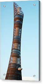 Aspire Tower Acrylic Print by Bob Edwards