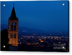 Acrylic Print featuring the photograph Assisi 5 by Theresa Ramos-DuVon
