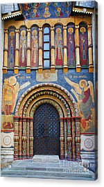 Assumption Cathedral Entrance Acrylic Print