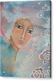 Astara Acrylic Print by Maya Telford