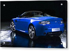 Aston Martin 9 Acrylic Print