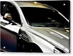 Aston Martin Rapide Acrylic Print