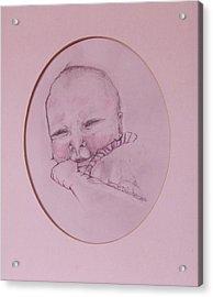 Astrid Acrylic Print