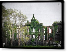 Asylum Growth Acrylic Print