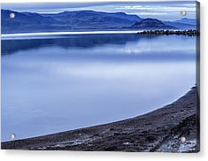 At Dawn's Early Light Acrylic Print by Nancy Marie Ricketts