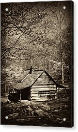 At Home In The Appalachian Mountains Acrylic Print by Paul W Faust -  Impressions of Light