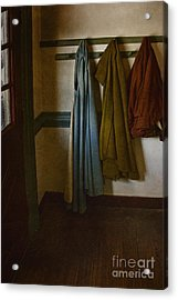At Home Acrylic Print by Margie Hurwich