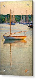 At Rest Acrylic Print by Michael Petrizzo