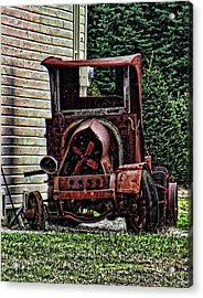 Acrylic Print featuring the photograph At Rest by Ron Roberts